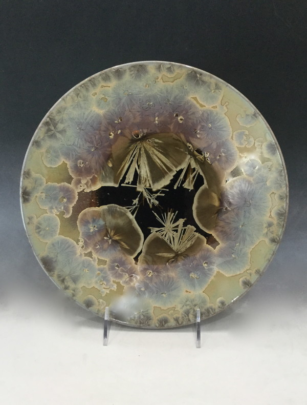 Another Beautiful Oriental Plate by Nichole Vikdal