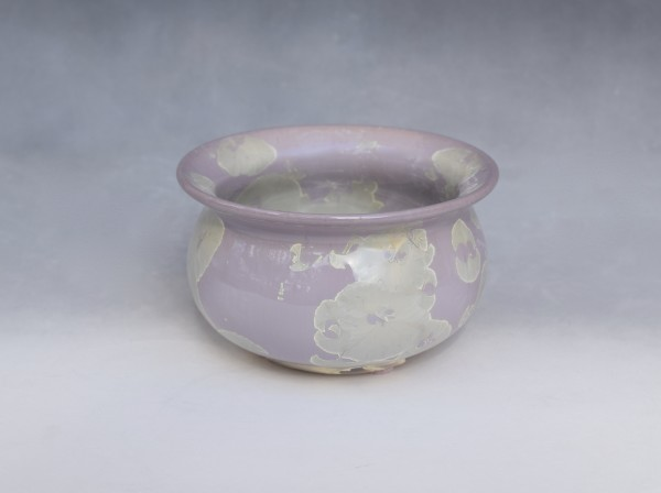 Small Lavender Pot  by Nichole Vikdal