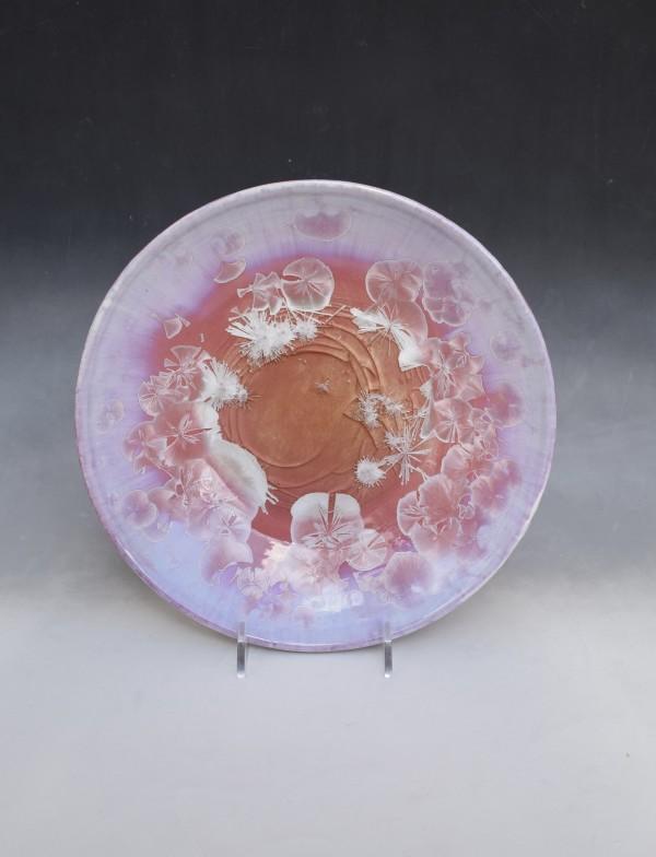 Pink Bowl by Nichole Vikdal