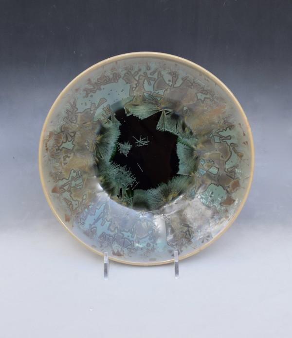 Green Bowl by Nichole Vikdal