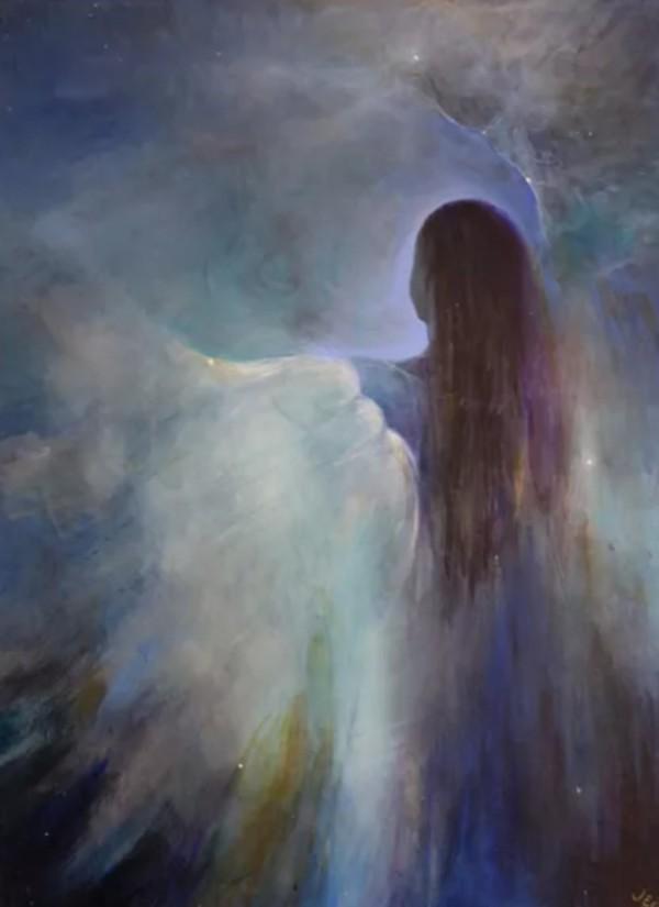 The Evening Angel by Jane Elizabeth Cullum