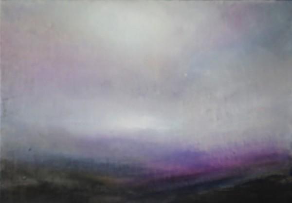 Clee Hill Morning by Jane Elizabeth Cullum