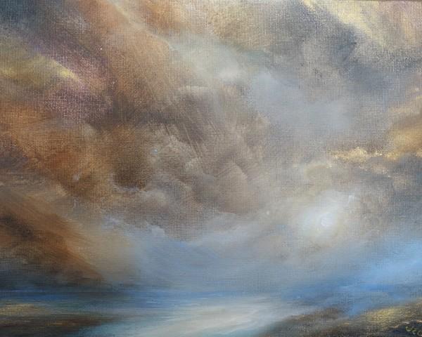 Evening of Gold by Jane Elizabeth Cullum