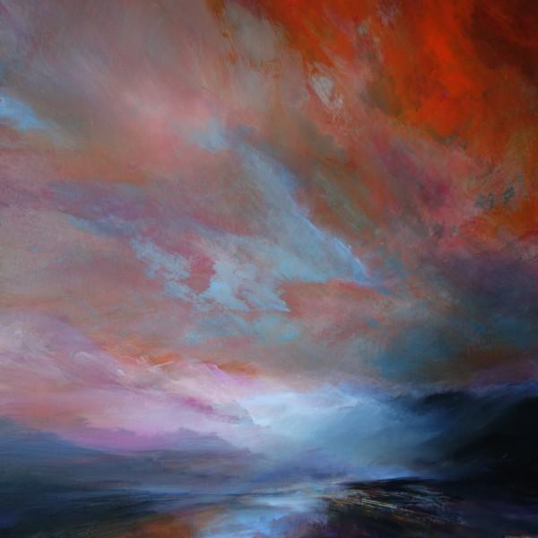 Lakeland Evening Light by Jane Elizabeth Cullum