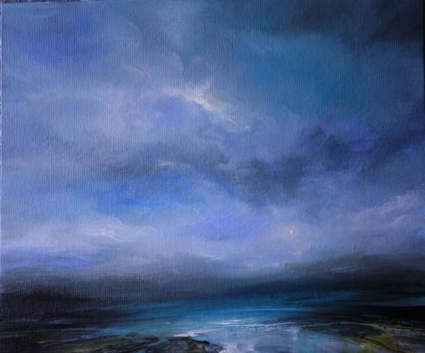 North Shore: Evening Calm by Jane Elizabeth Cullum