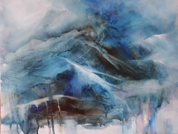 Ridge by Jane Elizabeth Cullum