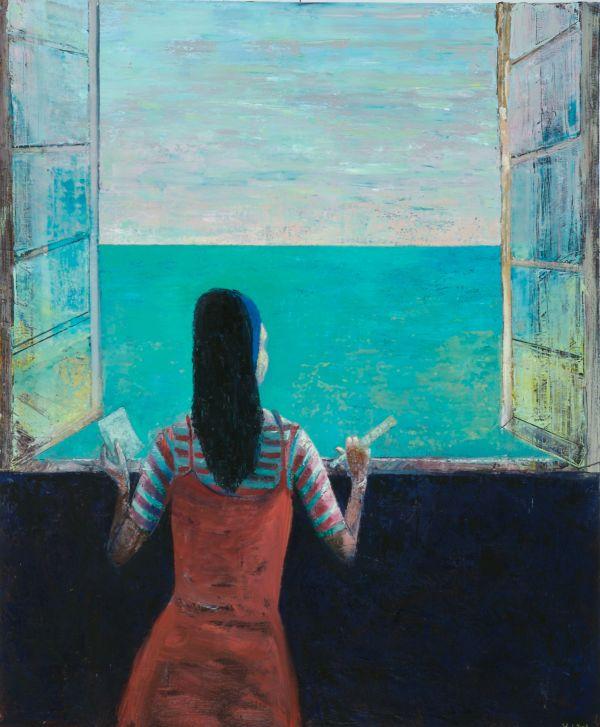 Open Window by John F. Marok