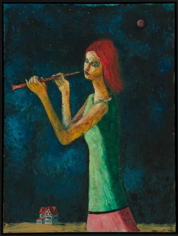 Somnambulist by John F. Marok