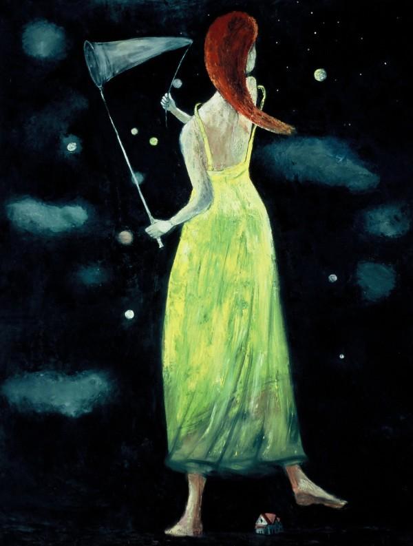 Planet Catcher by John F. Marok