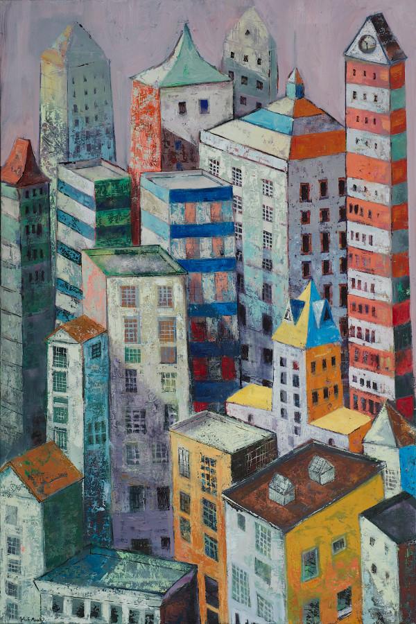 Complexcity by John F. Marok