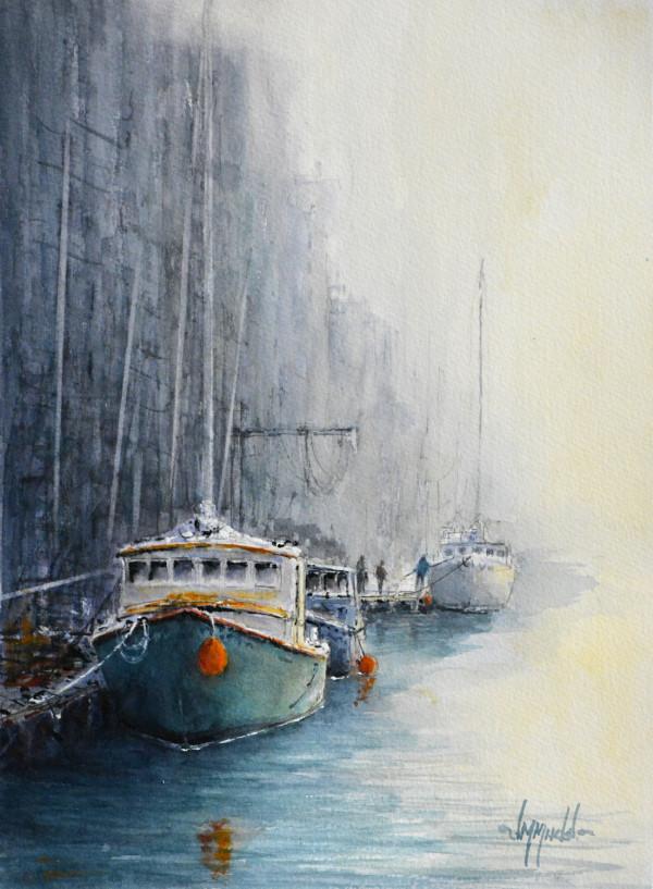 Fog Advisory by Judy Mudd