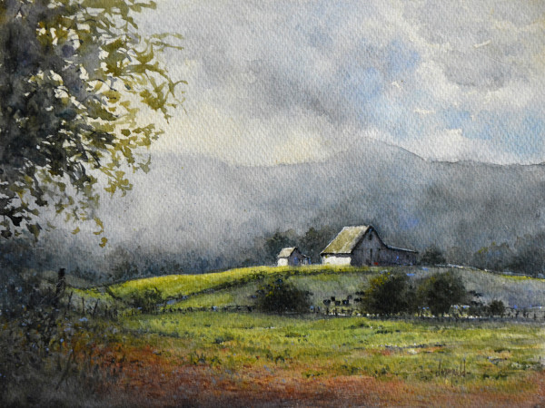 Smoke in the Hills by Judy Mudd