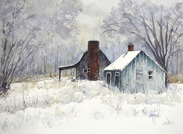 Gone by Spring by Judy Mudd