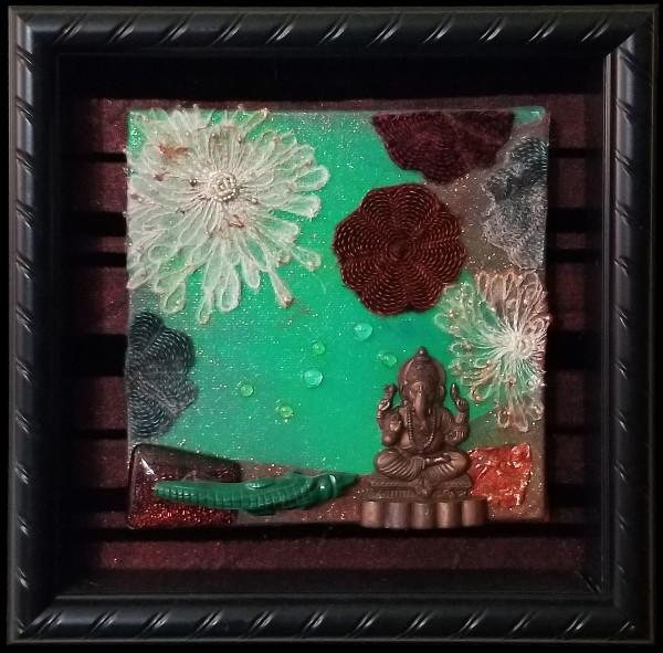 Ganesh by Adrienne Fritze