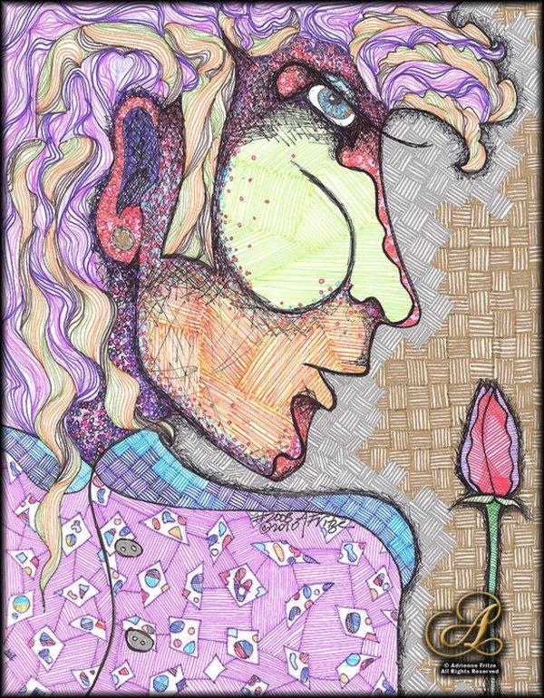 Freaky Dude by Adrienne Fritze