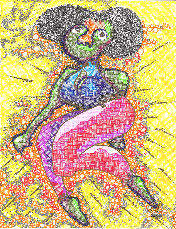 Poekoelan by Adrienne Fritze