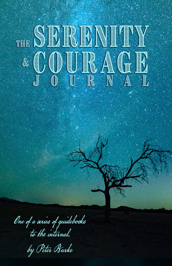 Serenity and Courage by Adrienne Fritze