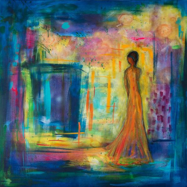 She Walks Through the Fair by Pia Juul