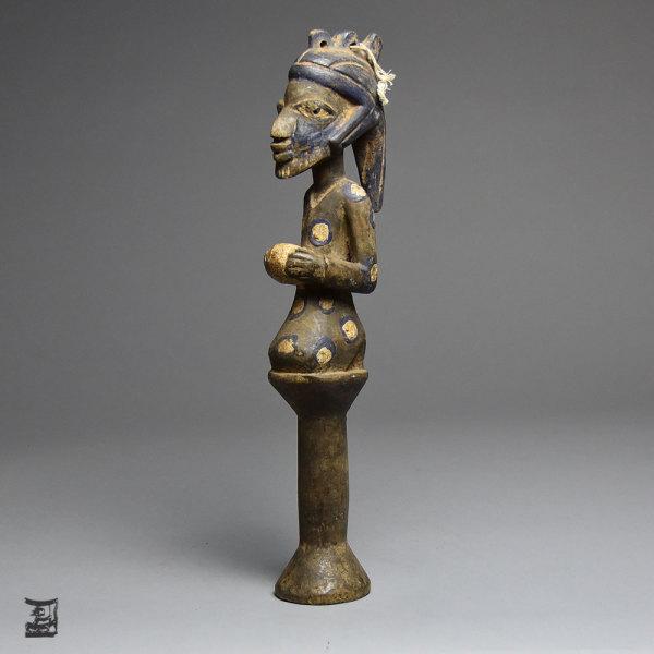 Yoruba Shango Dance Wand by Yoruba