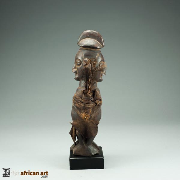 Yaka Janus Fetish Figure by Yaka