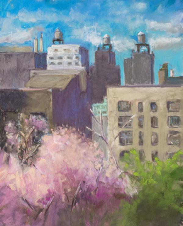 Balcony Scene by Karen Israel