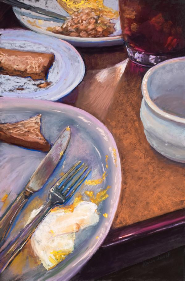 Morning Rush by Karen Israel