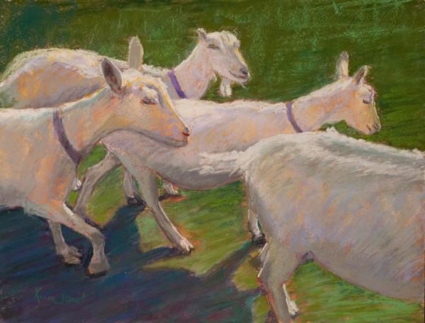 The Infielders by Karen Israel