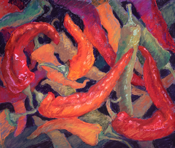 The Peppers by Karen Israel