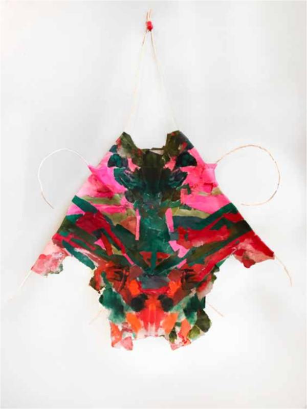 Voladora by Irene Wa