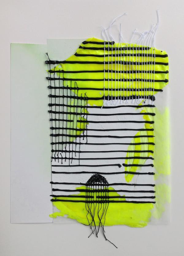Untitled Green by Diana Gabriel