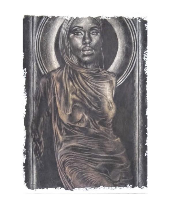 A Portrait in Silk by D. Lammie Hanson