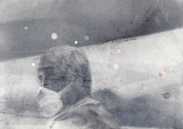 Breath of Air 8 by Monika Müller