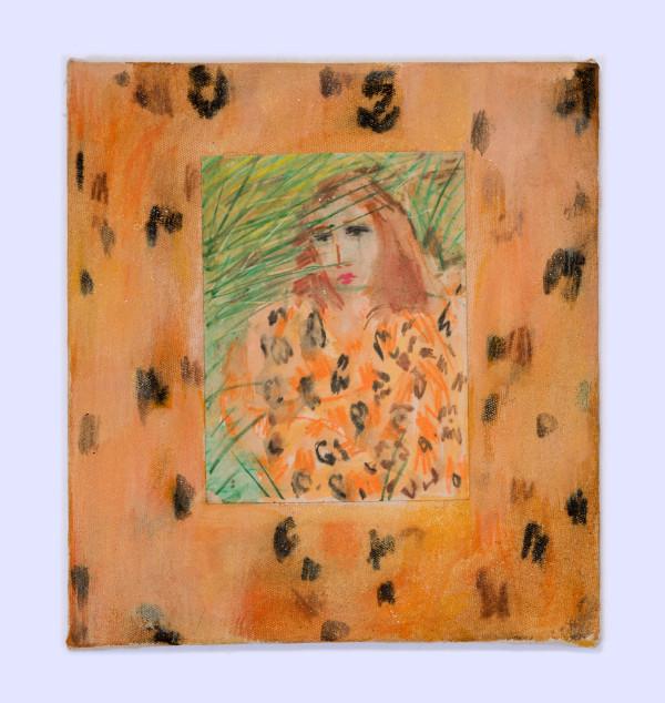 Cheetah Coat by Meghan Borah