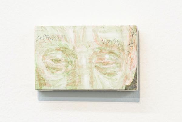 Eye Study (P.D.), 2020 by Anne Harris