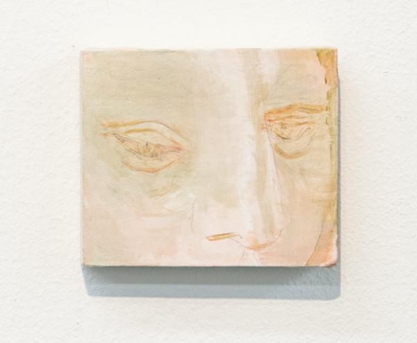 Eye Study (Someone) by Anne Harris