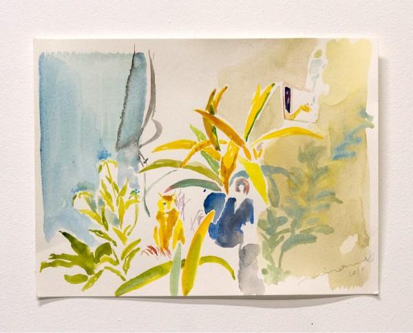 In a garden on Shakespeare Avenue by Minami Kobayashi