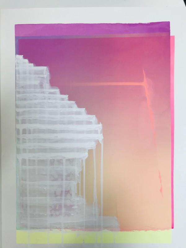 Ledge II by Kate McQuillen