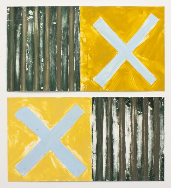 IIIIII X / X IIIIII by Jasper Goodrich