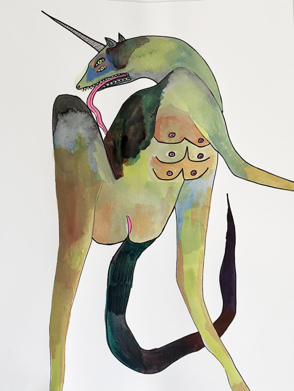 Viveka by Jessie Mott