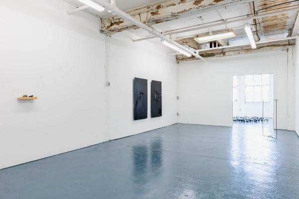 Installation Views of Soo Shin: Paths Between Two Steps by Soo Shin