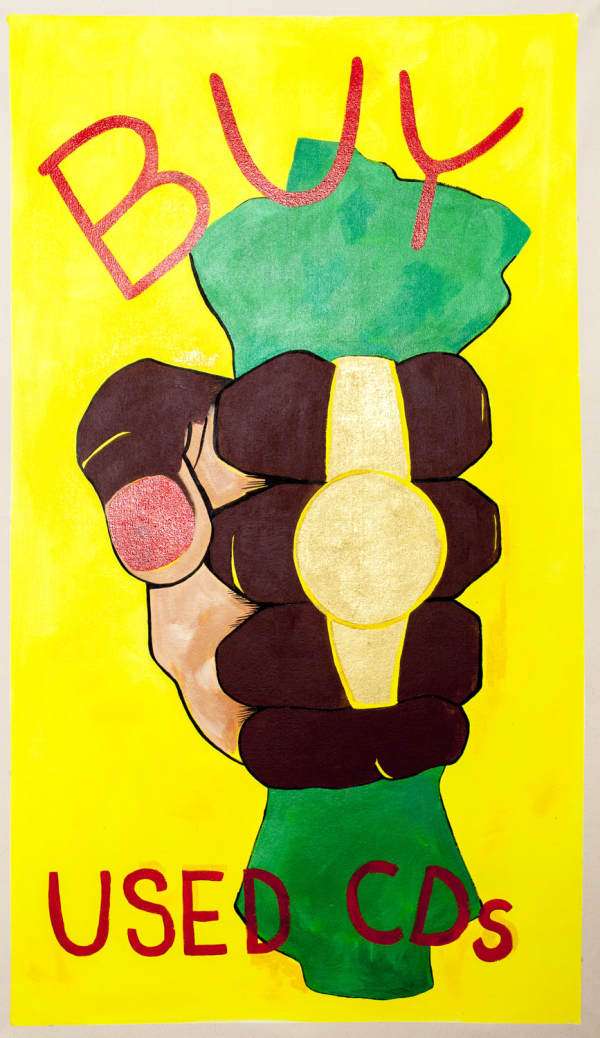 Buy ( Buy, Trade, Sell Triptych) by Carris Adams