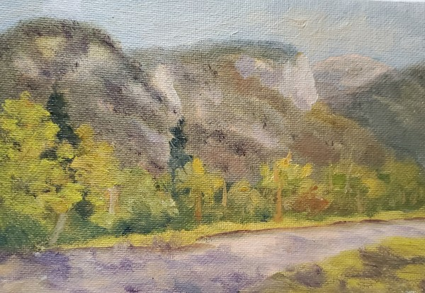 Route 302 View by Sharon Allen