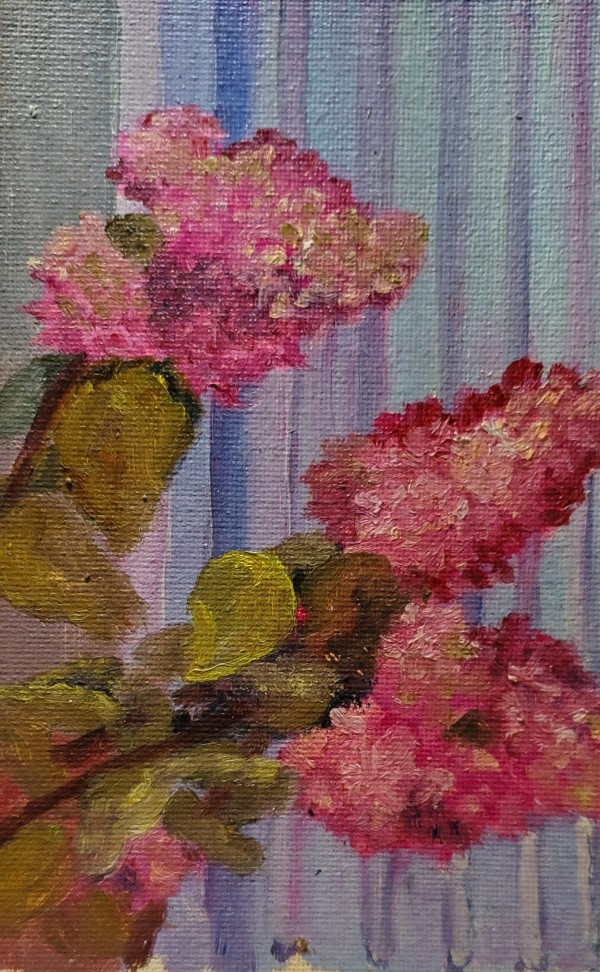 Pink Lilac by Sharon Allen
