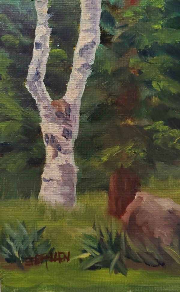 Birch by Sharon Allen