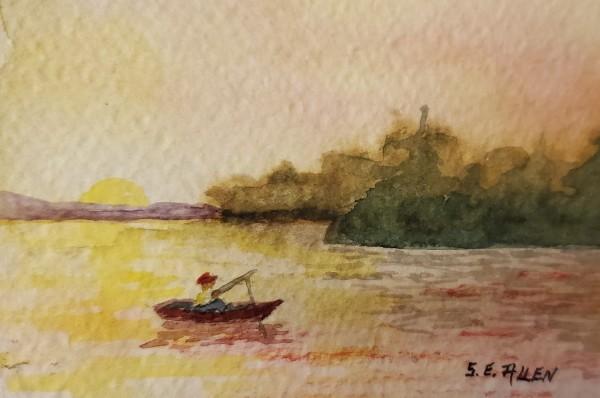 Daybreak by Sharon Allen