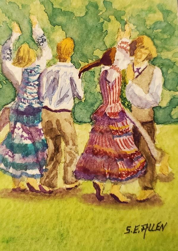 Sokeju (Dance) by Sharon Allen
