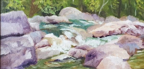 Spring Rush by Sharon Allen