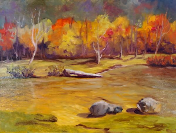 Autumn Fire by Sharon Allen