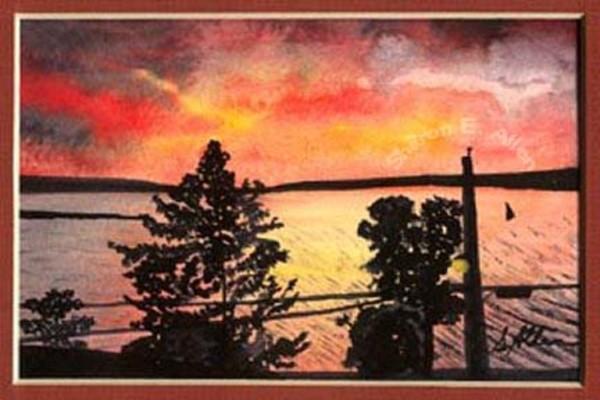Digby Sunrise by Sharon Allen