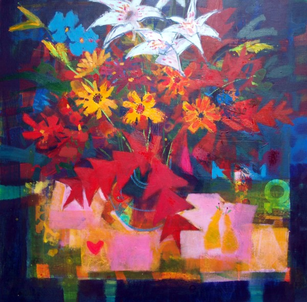 Autumn Bouquet by francis boag
